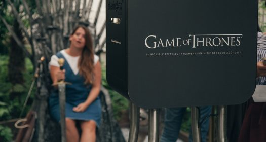 GAME OF THRONES : EVENT DE LANCEMENT