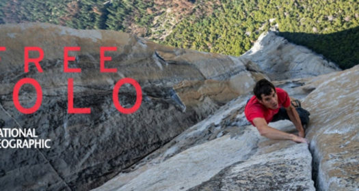 PROJECTION IMMERSIVE POUR FREE SOLO DE NATIONAL GEOGRAPHIC