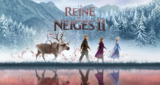 LA REINE DES NEIGES 2, UNE AVANT-PREMIERE MAGIQUE