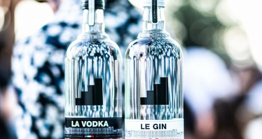 LE PERCHOIR GROUP LANCE SON GIN & SA VODKA